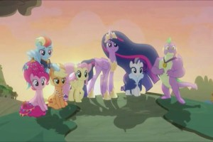 Are Fluttershy And Discord Together Season 9