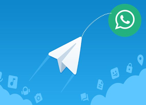 How to share media from Telegram to Whatsapp -H2S Media